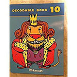 Harcourt School Publishers Trophies : Decodable Book Bk10 Gr1 - HSP