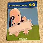 Harcourt School Publishers Trophies : Decodable Book Bk22 Gr1 - HSP