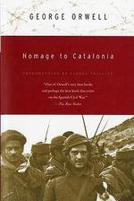 Homage to Catalonia : Harvest Book - George Orwell