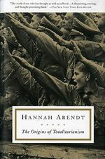 The Origins of Totalitarianism : Harvest Book, Hb244 - Hannah Arendt