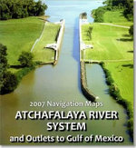 Atchafalaya River Navigation and Flood Control Book, 2007 : Ashford to Brighton Line