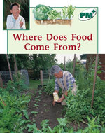 Where Does Food Come From? PM PLUS Non Fiction Level 14&15 Green : Green Levels 14 and 15 - Jenny Giles