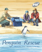 Penguin Rescue PM PLUS Silver 23 : Silver Level 23 - Rose Inserra