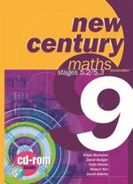 New Century Maths : 5.2/5.3 Bk. 9 - Colin Skene