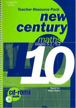 New Century Maths 10, 5.1/5.2 Teacher's Resource Pack - Colin Skene