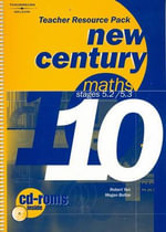 New Century Maths 10, 5.2/5.3  : Teacher's Resource Pack - Judy Binns