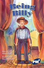 Being Billy PM Plus Chapter B Sapphire Set B : PM Plus Sapphire - Dianne Wolfer