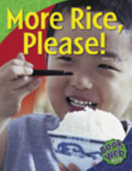 More Rice, Please! : Bookweb Plus 3 Health - Jenny Giles
