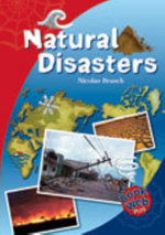 Natural Disasters : Bookweb Plus 3 Science - Nicholas Brasch
