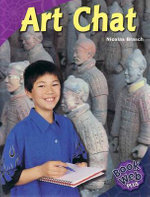 Art Chat : Bookweb Plus 4 Arts - Nicholas Brasch