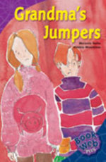 Grandmas's Jumpers : Bookweb Plus 4 Arts - Melanie Guile