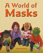 A World of Masks : Flying Colours Orange - Heather Hammonds