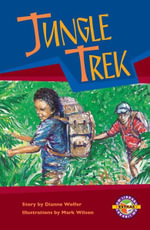 Jungle Trek PM Extras Chapter Sapphire : PM Extras Chapter Books Sapphire Set - Dianne Wolfer