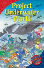 Project Underwater World : Bookweb Plus 5 Science - Jenny Giles