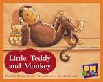 Little Teddy and Monkey PM Gems Red Levels 3,4,5 : PM Gems Red - Annette Smith