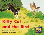Kitty Cat and the Bird PM Gems Red Levels 3,4,5 : PM Gems Red - Annette Smith