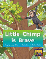 Little Chimp is Brave PM Gems Red Levels 3,4,5 : PM Gems Red - Annette Smith
