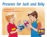 Presents for Jack and Billy PM Gems Red Levels 3,4,5 : PM Gems Red - Annette Smith