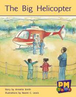 The Big Helicopter PM Gems Yellow Levels 6,7,8 : PM Gems Yellow - Annette Smith