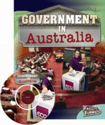 Fast Forward Level 17 Non-fiction : Government in Australia - Nicholas Brasch