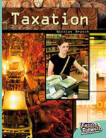 Fast Forward : Taxation Level 18 non-fiction - Nicholas Brasch