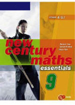 New Century Maths Essentials : Stages 4/5.1 - Robert Yen