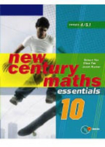 New Century Mathematics: Stage 4/5.1 : 10 Essentials - Janet Hunter