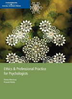 Ethics and Professional Practice for Psychologists - Shirley Morrissey