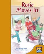 Rosie Moves in : PM Early Chapter Books Gold Levels 21 - 22 - Pamela Rushby