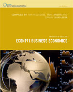 Bundle : CP0839 ECON191 Business Economics 1st Edition + Aplia Notification Card - Gregory Mankiw
