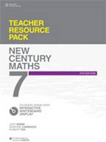 New Century Maths 7 : Teacher Resource Pack - Robert Yen