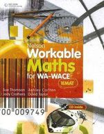 Workable Maths for WA - WACE - Sue Thomson