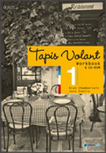 Tapis Volant 1 Workbook : 3rd Edition - Jane Zemiro