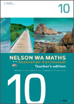 Nelson WA Maths 10 Teacher Edition Plus Access Card : A New Approach - Stephen Corcoran