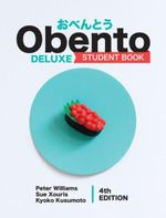 Obento Deluxe Student Book - Peter Williams