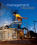 Management in New Zealand - Danny Samson