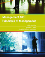 Health United States 1995 : Principles of Management - Danny Samson