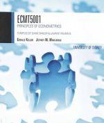 CP0712 - ECMT5001 : Principles of Econometrics - Gerald Keller