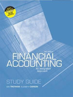 Financial Accounting Student Study Guide - Michael Gibbins