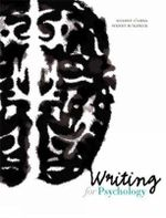 Writing for Psychology : 6th Edition - Robert O'Shea