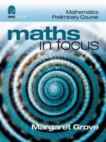 Maths in Focus Preliminary Student Book Plus Access Card for 4 Years - Margaret Grove