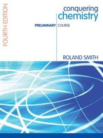 Conquering Chemistry Preliminary Course Student Book Plus Access Card for 4 Years - Roland Smith