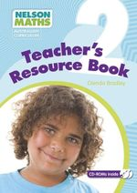 Nelson Maths : Australian Curriculum Teacher Resource Book 2 - Glenda Bradley
