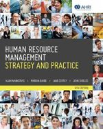 Human Resource Management : Strategy and Practice : 8th Edition - Alan Nankervis