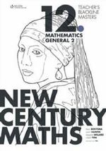 New Century Maths 11 Mathematics General : Teacher's Blackline Masters - Kuldip Khehra