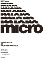 Principles of Microeconomics with Student Resource Access 12 Months - Joshua Gans