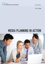 PP0891 - Media Planning in Action : Agency, Identity and the Ownership of Water - Steve Dix