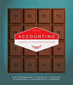 Accounting : Information for Business Decisions with Student Resources Access 12 Months - Billie Cunningham
