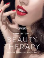 Professional Beauty Therapy : Australia and New Zealand Edition with Student Resource Access 24 Months - Andrea Day