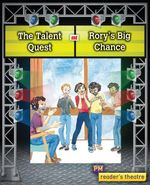 The Talent Quest and Rory's Big Chance - Krista Bell